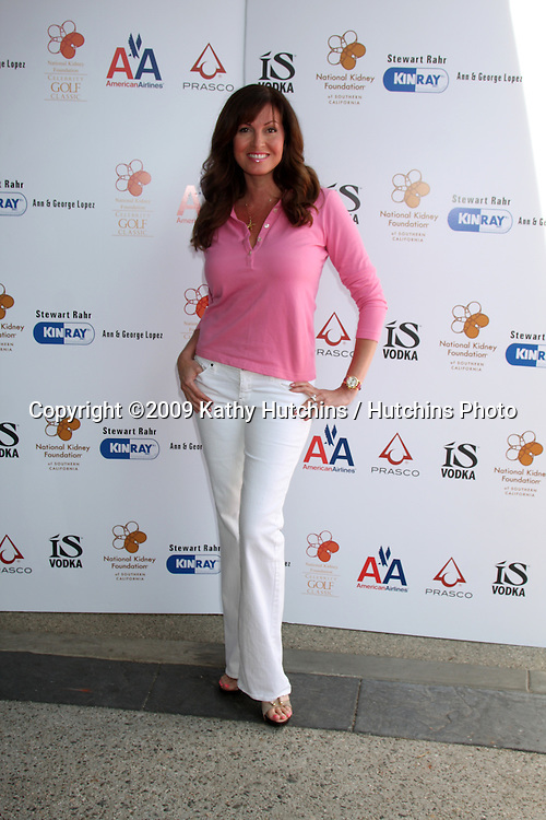 Lisa Guerrero arriving at the National Kidney Foundation Celebrity Golf Classic  at the Lakeside Lakeside Golf Club in Burbank, CA onMay 4, 2009.©2009 Kathy Hutchins / Hutchins Photo....                .