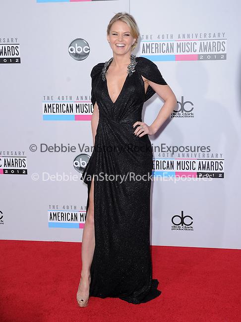 Jennifer Morrison at The 2011 MTV Video Music Awards held at Staples Center in Los Angeles, California on September 06,2012                                                                   Copyright 2012  DVS / Hollywood Press Agency