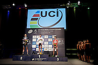 Men Junior Podium:<br /> 1/ Felix Gall (AUT)<br /> 2/ Clement Betouigt-Suire (FRA)<br /> 3/ Rasmus Pedersen (DEN)<br /> <br /> Men Junior Road Race<br /> UCI Road World Championships Richmond 2015 / USA