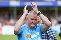 Woking manager Alan Dowson during Woking vs Welling United, Vanarama National League South Promotion Play-Off Final Football at The Laithwaite Community Stadium on 12th May 2019