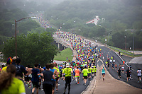 Austin Marathon, Half Marathon, 10K, 5K, Trail Race, Ultra, Triathlon, - Stock Photo Image Gallery