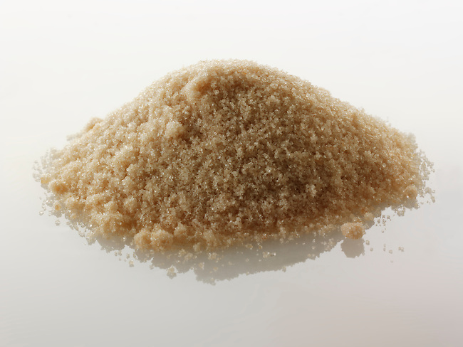 Light Brown refined cane sugar