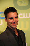 All My Children's Colin Egglesfield - now on Melrose Place -  at the CW Upfront 2009 on May 21, 2009 at Madison Square Gardens, New York NY. (Photo by Sue Coflin/Max Photos)