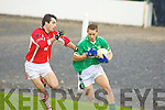 Killarney Legion and Rathmore in the AIB Championship relegation play off in Kilcummin on Sunday.