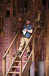 """performing before The Rockefeller Foundation and The Gilder Lehrman Institute of American History sponsored High School student #EduHam matinee performance of """"Hamilton"""" at the Richard Rodgers Theatre on 3/15/2017 in New York City."""
