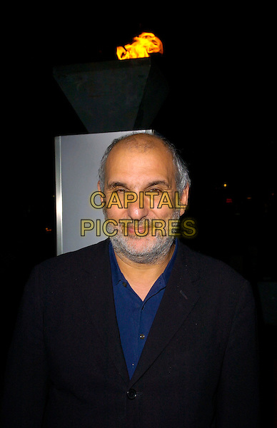 ALAN YENTOB.The Neal Street Restaurant closing down party, Neal Street, London, UK..March 7th, 2007.headshot portrait beard facial hair .CAP/CAN.©Can Nguyen/Capital Pictures