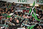 28.01.2018, HDI Arena, Hannover, GER, 1. Bundesliga, Hannover 96 - VfL Wolfsburg, im Bild 96 Fans<br /> <br /> Foto &copy; nordphoto / Dominique Leppin