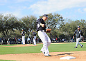Masahiro Tanaka (Yankees),<br /> FEBRUARY 15, 2014 - MLB :<br /> New York Yankees spring training camp in Tampa, Florida, United States. (Photo by AFLO)
