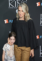 "05 August 2017 - Los Angeles, California - Ever Carradine, Chaplin Haddow Brown. ""The Lion King"" Sing-Along Screening. Photo Credit: F. Sadou/AdMedia"