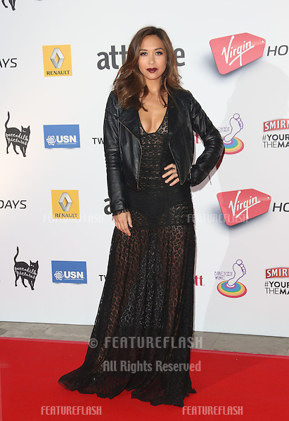 Myleene Klass at the Attitude Magazine Awards 2013 - Arrivals held at the Royal Courts of Justice, London. 15/10/2013 Picture by: Henry Harris / Featureflash