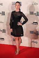 "Elena Rivera during the premiere of the film ""Tarde para la Ira"" in Madrid. September 08, 2016. (ALTERPHOTOS/Rodrigo Jimenez) /NORTEPHOTO.COM"