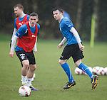 Fraser Aird and Calum Gallagher