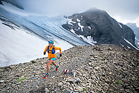 A trail running tour from Iffigenalp, near Lenk, Switzerland that crosses into the Valais before returning. Passing the Chilchligletscher.