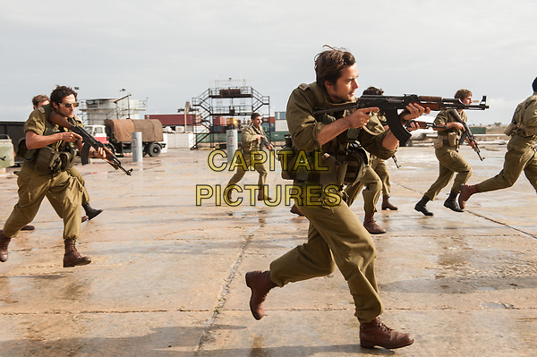 7 Days in Entebbe (2018) <br /> Ben Schnetzer<br /> *Filmstill - Editorial Use Only*<br /> CAP/MFS<br /> Image supplied by Capital Pictures