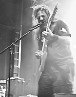 Gorguts performing at Heavy MTL 2011 in Montreal, QC.