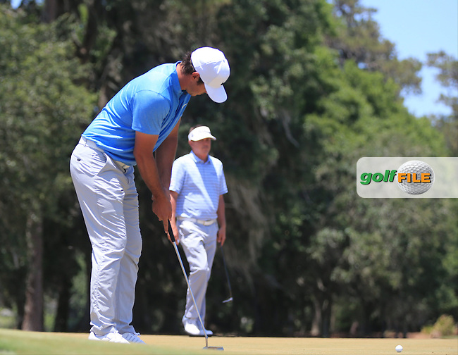 Brooks Koepka  (USA)  during the Third Round of The Players, TPC Sawgrass, Ponte Vedra Beach, Jacksonville.   Florida, USA. 14/05/2016.<br /> Picture: Golffile | Mark Davison<br /> <br /> <br /> All photo usage must carry mandatory copyright credit (&copy; Golffile | Mark Davison)