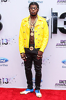 LOS ANGELES, CA - JUNE 30: Trinidad James attends the 2013 BET Awards at Nokia Theatre L.A. Live on June 30, 2013 in Los Angeles, California. (Photo by Celebrity Monitor)