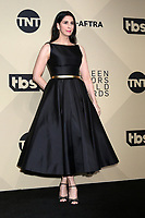 LOS ANGELES - JAN 21:  Sarah Silverman at the 24th Screen Actors Guild Awards - Press Room at Shrine Auditorium on January 21, 2018 in Los Angeles, CA