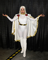 MIAMI BEACH, FL - JULY 05: A Cosplayer at Florida Supercon held at the Miami Beach Convention Center on July 5, 2019 in Miami Beach, Florida.<br /> CAP/MPI04<br /> ©MPI04/Capital Pictures