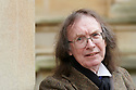 Professor Ronald Hutton, leading authority on Whitchcraft and ancient and medieval and modern paganism.Professor of History at Bristol University , at The Financial Times Weekend  Oxford Literary Festival 2018. CREDIT Geraint Lewis