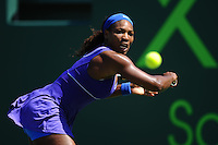 Serena Williams (USA).Torneo di tennis di Miami.26/03/2012 Miami.Foto Insidefoto / Antoine Courvercelle ..Only Italy