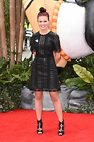 Lindsey Russell<br /> arriving for the &quot;Kung Fu Panda 3&quot; European premiere at the Odeon Leicester Square, London<br /> <br /> <br /> &copy;Ash Knotek  D3093 06/03/2016
