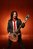 GILBY CLARKE, STUDIO, 2014, NEIL ZLOZOWER