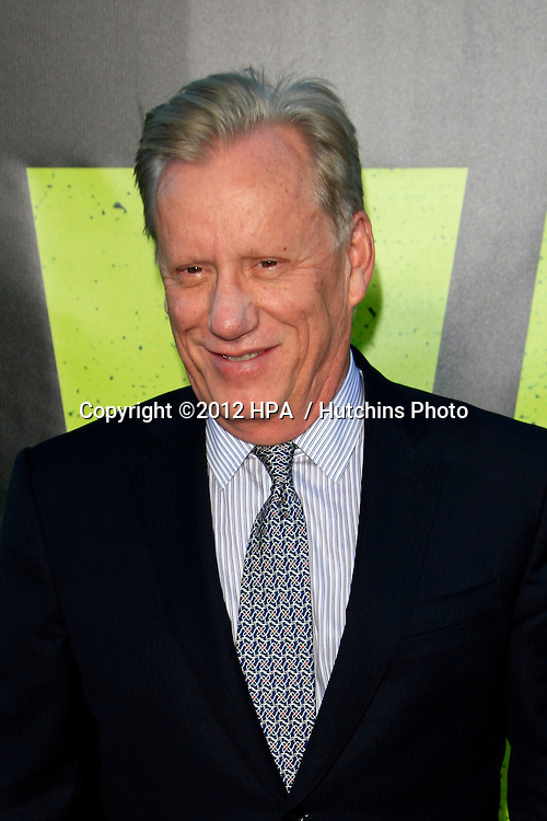 "LOS ANGELES - JUN 25:  James Woods arrives at the ""Savages"" Premiere at Village Theater on June 25, 2012 in Westwood, CA"