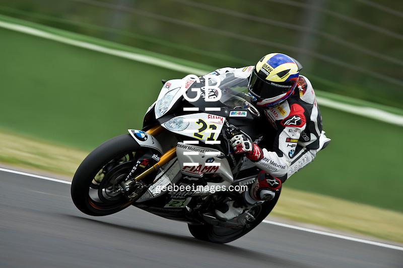 2016 FIM Superbike World Championship, Round 05, Imola, Italy, 29 April - 1 May 2016, Markus Reiterberger, BMW
