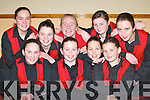 ENTERTAINMENT: Kilcummin dancers and musicians who will be performing in the Munster Reodoiri finals in Kanturk on Sunday 28th January. Front row l-r: Aoife Breen, Rachel OConnor, Sinead Nagle and Katie Egan. Middle row l-r: Jean Counihan, Damian OLeary, Christopher OLeary, Aisling OLeary and Danielle OLeary. Back row l-r: Grainne Breen, Pat OLeary, Diane Healy, Joe OSullivan, Niall Crowley, Brian OSullivan and Miriam Healy..