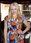 Megan Hilty.attending the Announcements for the 2012 Drama League Nominations held at Sardi's on 4/24/2012 in New York City. © Walter McBride / Retna Ltd.