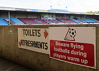 A general view of Glanford Park, home of Scunthorpe United FC<br /> <br /> Photographer Chris Vaughan/CameraSport<br /> <br /> The EFL Sky Bet League One - Scunthorpe United v Peterborough United - Saturday 13th October 2018 - Glanford Park - Scunthorpe<br /> <br /> World Copyright © 2018 CameraSport. All rights reserved. 43 Linden Ave. Countesthorpe. Leicester. England. LE8 5PG - Tel: +44 (0) 116 277 4147 - admin@camerasport.com - www.camerasport.com