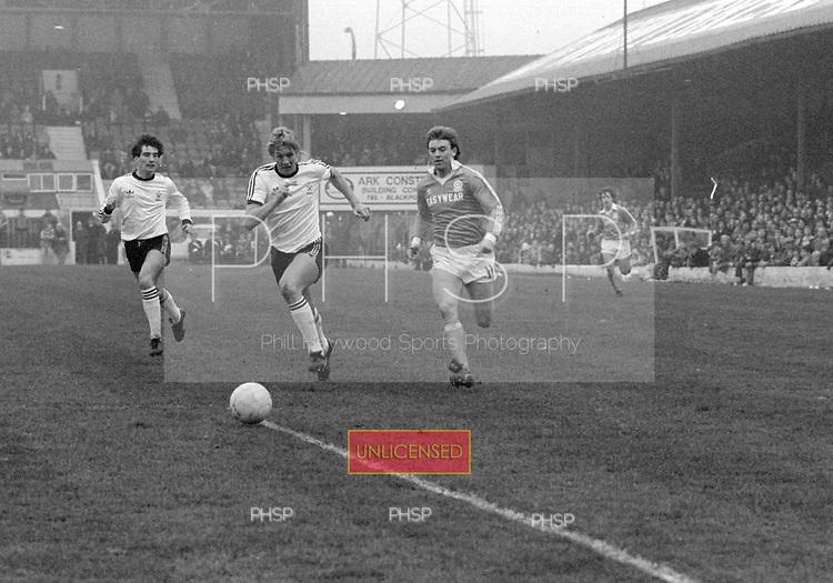 14/02/1981 Blackpool v Fulham League Division 3