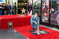 LOS ANGELES - JAN 22:  Gustavo Dudamel at the Gustavo Dudamel Star Ceremony on the Hollywood Walk of Fame on January 22, 2019 in Los Angeles, CA