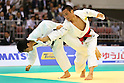 (L to R) Junpei Morishita (JPN), Masashi Ebinuma (JPN), .May 12, 2012 - Judo : .All Japan Selected Judo Championships, Men's -66kg class Final .at Fukuoka Convention Center, Fukuoka, Japan. .(Photo by Daiju Kitamura/AFLO SPORT) [1045]