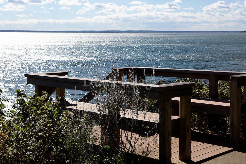 House's sea view