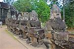 Ankor South Gate Bridge