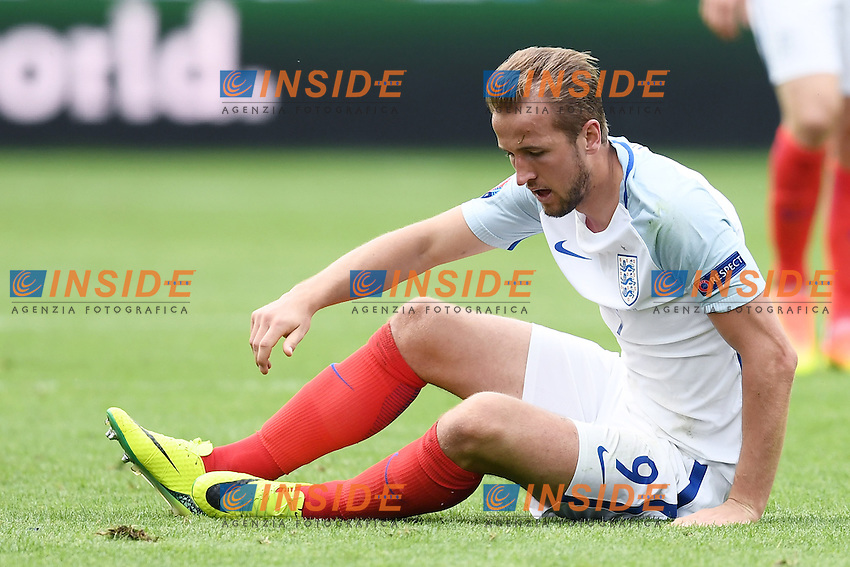 Harry Kane England <br /> Lens 16-06-2016 Stade Bollaert-Delelis Footballl Euro2016 England - Wales / Inghilterra - Galles Group Stage Group B. Foto Matteo Gribaudi / Image Sport / Insidefoto
