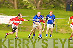 Laune Rangers v Dingle's in their Senior Club Championship tie in Killorglin on Saturday evening.
