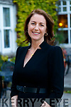 Katie Hannon at the Women in Media event, in Ballybunion on Saturday.