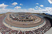 Monster Energy NASCAR Cup Series<br /> TicketGuardian 500<br /> ISM Raceway, Phoenix, AZ USA<br /> Sunday 11 March 2018<br /> Denny Hamlin, Joe Gibbs Racing, Toyota Camry FedEx Freight track overview<br /> World Copyright: Russell LaBounty<br /> NKP / LAT Images