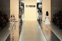 SAO PAULO, SP, 19 MARÇO 2013 - SPFW - FORUM - Desfile da grife Forum no segundo dia da São Paulo Fashion Week, coleção Primavera-Verão na Bienal do Ibirapuera, zona sul de São Paulo, nesta terça-feira, 19. (FOTO: MONICA SILVEIRA / BRAZIL PHOTO PRESS)