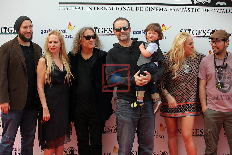49 Festival Internacional de Cinema Fantastic de Catalunya-Sitges 2016.<br /> Photocall Psychopnia.