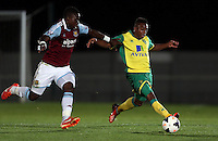 131004 West Ham Utd U21 v Norwich City U21
