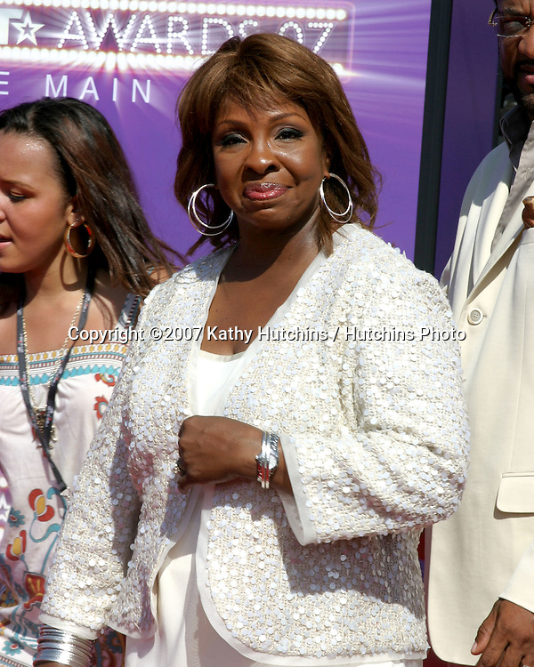 Gladys Knight.BET Awards 2007.Shrine Auditorium.Los Angeles, CA.June 26, 2007.©2007 Kathy Hutchins / Hutchins Photo....
