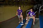 07 SEPT 2016:  Photograph Josh Speidel  of the University of Vermont men's basketball team for NCAA Champion Magazine in Burlington, VT.  Jamie Schwaberow/NCAA Photos