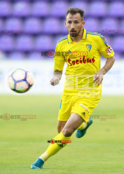 Cadiz CF's Aitor Garcia during La Liga Second Division match. June 10,2017. (ALTERPHOTOS/Acero) (NortePhoto.com) (NortePhoto.com)