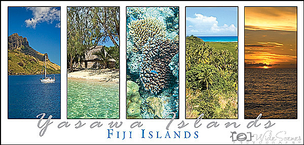 WS024 Images of the Yasawa Islands, Fiji Islands
