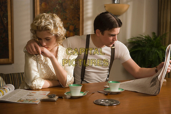 SCARLETT JOHANSSON & JOSH HARTNETT .in The Black Dahlia.*Editorial Use Only*.Ref: FB.www.capitalpictures.com.sales@capitalpictures.com.Supplied by Capital Pictures.