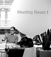 Picture by Simon Wilkinson/SWpix.com 11/12/2012 - Portland Communcations head and office shots